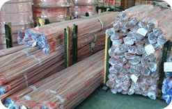ASTM B280 C12200 seamless copper tubes / C12200 tubes Packaging