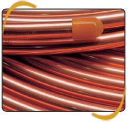 ASTM b280 seamless copper tubes // copper & copper alloys