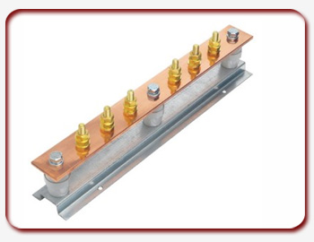 6 Way Earth Bars Supplier